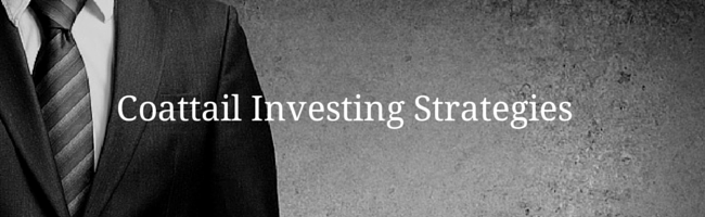 Coattail Investing Strategies: Following the Best Investors